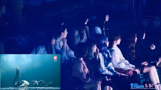 TWICE Reacts to BTS 'Save ME' & 'I'm Fine'[MGA 2018]