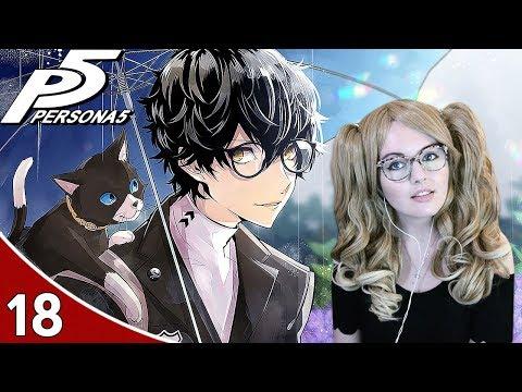 Morgana You Idiot!! - Persona 5 Gameplay Walkthrough Part 18