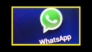 Whatsapp-störung: Messenger-dienst Für Mehrere Stunden Down