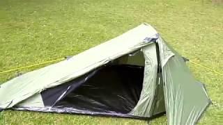 Yellowstone Matterhorn 1,  tent review / 1st look.