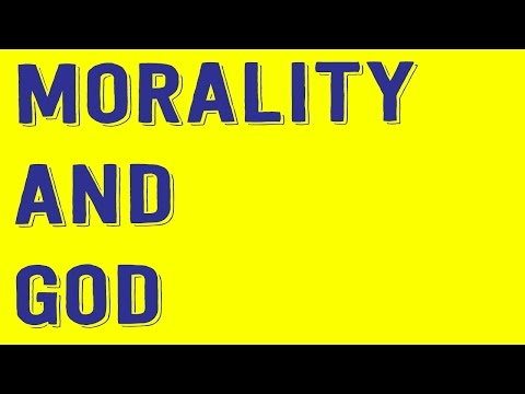 Does Morality come from God? (Euthyphro Dilemma) - Philosophy Tube