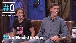 LA RESISTENCIA   Entrevista A Ana Carrasco Y Jorge Prado | #LaResistencia 02.10.2018
