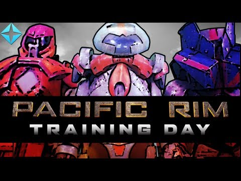 Pacific Rim – Training Day with Jesse Cox, Dodger, Huskystarcraft, Totalbiscuit, and the GameGrumps