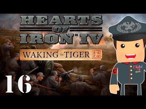 BRITÁNICOS GO HOME ► HOI4: Waking the Tiger #16