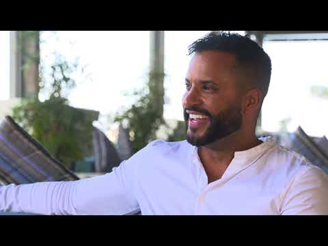 FESTIVAL 2019 - Interview Ricky Whittle - Président Jury Fiction