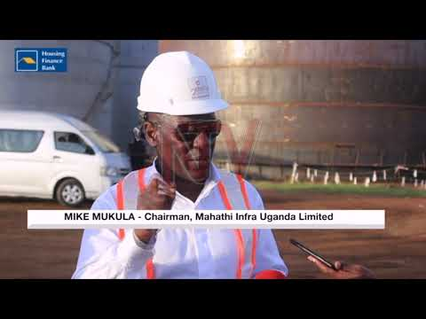 70 million Entebbe fuel terminal to open in six months