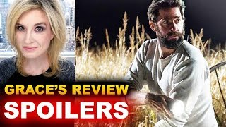 A Quiet Place SPOILER Review - Video Youtube