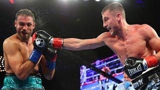 Александр Гвоздик vs. Мехди Амар - Большой бокс - Интер