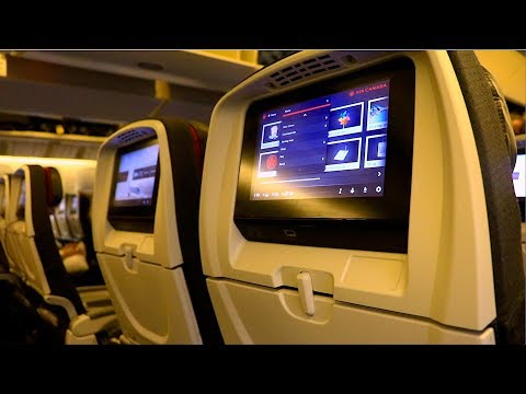 Air Canada Boeing 777-300ER Economy Class Review | Toronto Pearson – London Heathrow AC848