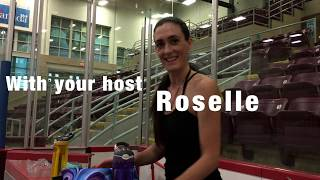 Figure Sk8 Off-Ice with Roselle