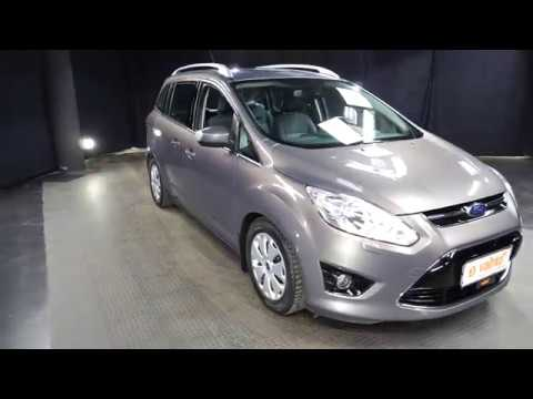 Ford GRAND C-MAX 2,0 TDCi 140 PShift Titanium A (MY12A), Tila-auto, Automaatti, Diesel, RPS-626