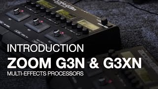 Zoom G3n Video