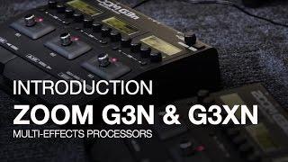 Zoom G3Xn Video