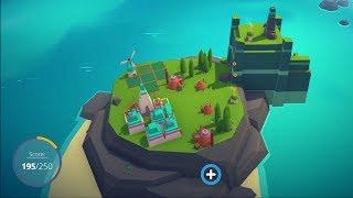 ISLANDERS Gameplay (PC HD) [1080p60FPS]