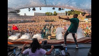 Sunnery James & Ryan Marciano - Live @ Tomorrowland Belgium 2018 Main Stage