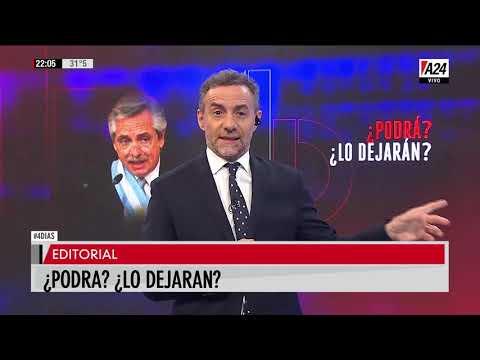 Editorial de Luis Majul en 4D (10/12/19)