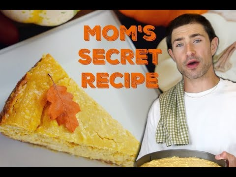 Easy and Delicious Pumpkin Cheesecake Recipe | MATT AND BLUE