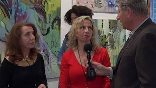 AENY18 Best Booth Design Award – ADC Fine Art And Blink Art Resource