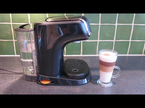 How to use the Bosch Tassimo MY WAY and get it ready for the best coffee in the world