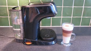 How to use the #Bosch #Tassimo MY WAY and get it ready for the best coffee ☕️  in the world
