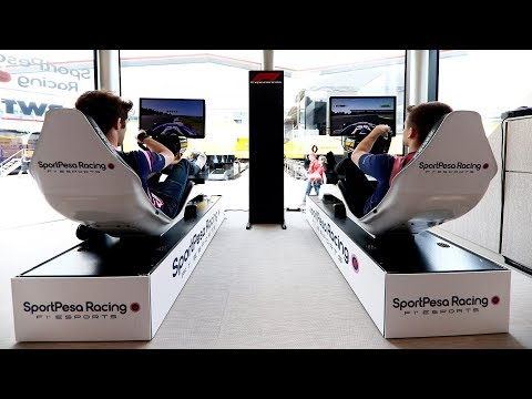 SportPesa Racing Point F1 Esports Team 2019 Launch!