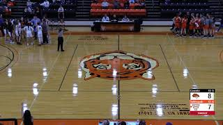 February 1, 2019 the Tahlequah Lady Tigers host Coweta in the TMAC.