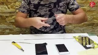Samsung G950 Galaxy S8, original (PRC), Дисплейный модуль, для мобильного телефона, с рамкой, золотой, original glas от компании Parts4Tablet - видео