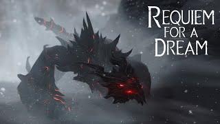 Skyrim - Requiem #11 Фарм драконов