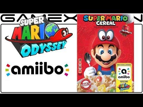 RUMOR: New Super Mario Cereal Box Doubles as amiibo