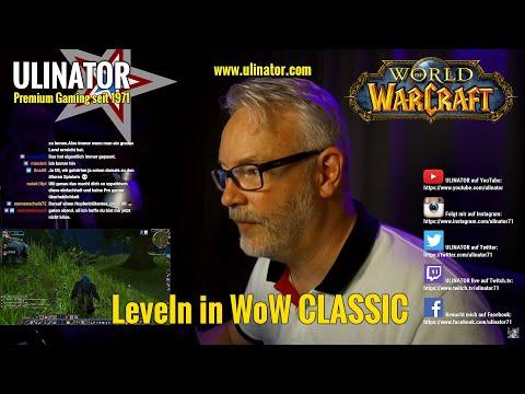 WORLD OF WARCRAFT Classic deutsch [004]: Die grünen Hügel von Loch Modan / Leveln in Classic
