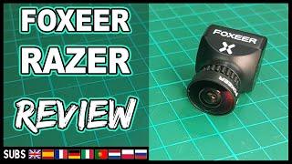 Foxeer Razer Mini 1200TVL - FPV Camera Review