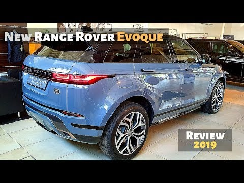 New Range Rover Evoque 2019 Review Interior Exterior