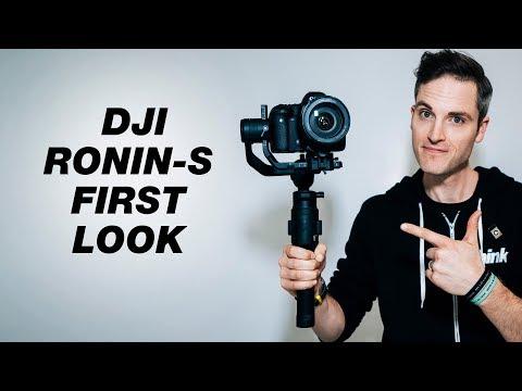 Dji Kit standard Ronin S (Single-lens reflex, fotocamera di sistema, 3.60kg)