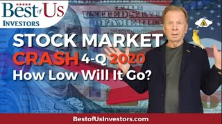Stock Market Crash: How Low Will It Go