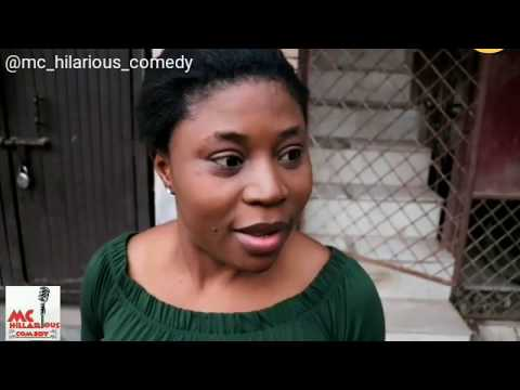 Stealing A Yoruba Girl's Pant Goes Wrong (Mc Hilarious Comedy)