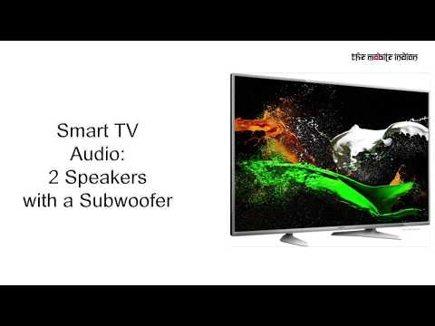 Top 5 Tvs in India: Sept 2017