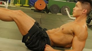 A Simple Daily Ab Workout by Six Pack Shortcuts & Abs After 40