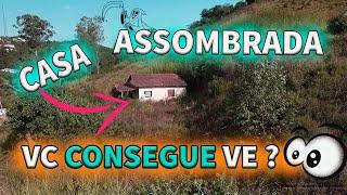 DRONE FLAGRA ASSOMBRAÇÃO na VILA ABANDONADA wanzam fpv