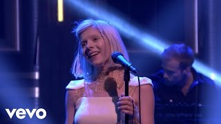 Aurora   Conqueror (Live From The Tonight Show Starring Jimmy Fallon)