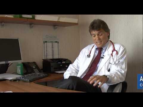 Atherosclerosis di reparto di petto di una spina dorsale