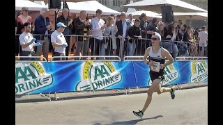 My First Marathon! 2:22 at the 2019 Rotterdam Marathon