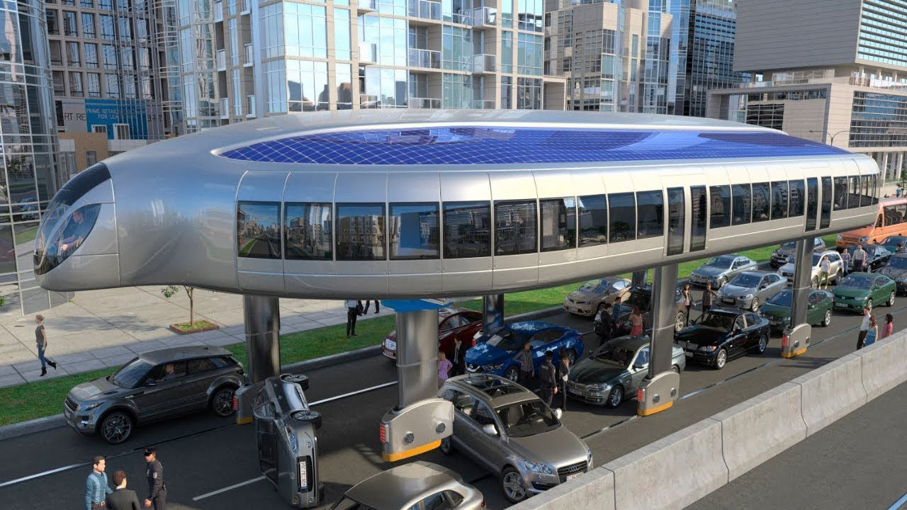 Public Transport of Future