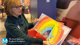 """What a Wonderful World"" Live Children's Book Reading"