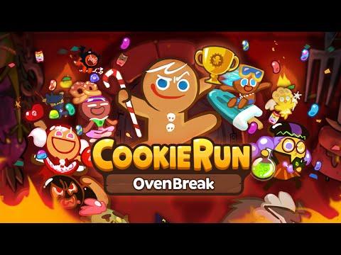 Vidéo Cookie Run: OvenBreak