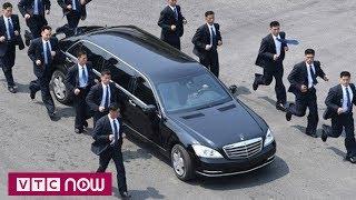 Siêu xe chở ông Kim Jong-un có gì đặc biệt? | VTC Now