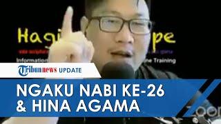 Buntut Video Ngaku Nabi Ke-26 hingga Nistakan Agama, Jozeph Paul Zhang Dilaporkan ke Bareskrim Polri
