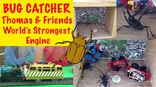 Bug Catcher Edition!!! - Thomas And Friends World's Strongest Engine