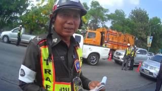 เมื่อผมเจอคุณพี่ตำรวจให้ใบสั่ง ดัดแปลงสภาพรถ (เสียงพี่ตำรวจเบาหน่อยนะครับ) #023