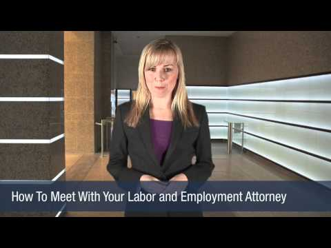 Fakhimi & Associates - How To Meet With Your Labor And Employment Attorney Video