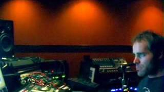 "Damone Recording ""Roll The Dice"""